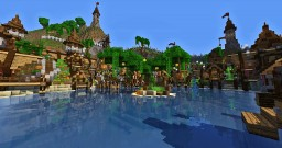"The Village of the ""CheminMieux"" Minecraft Map & Project"