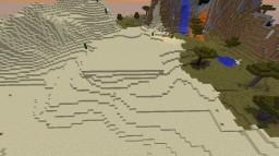 Mesa Village Minecraft Map & Project