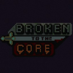 Broken to the Core Minecraft Map & Project