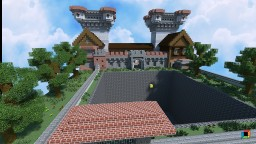 Castle Mine Minecraft Project