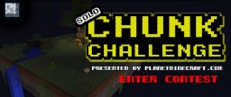 Official Chunk Challenge Starter Map Minecraft Project