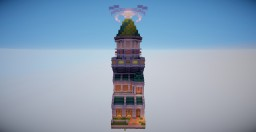 ~ |Chunk Challenge | Rithan |~ Minecraft Map & Project