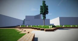 Modern Residence Minecraft Map & Project