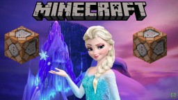 Elsa Powers Only One Command 1.10 | Minecraft Minecraft