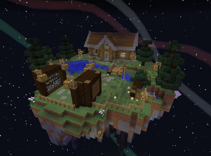 Minecraft Resource Packs Skyfactory 3 - Gambleh v