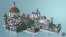 Victorian City Minecraft