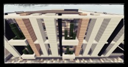 Modern apartment 3 Minecraft Map & Project