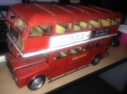 London bus Minecraft Project