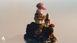 Sanderia Isle Minecraft Map & Project
