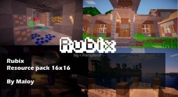 | Rubix | Front Page | Updated Minecraft Texture Pack