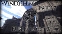 Windhelm (Skyrim rebuild) Minecraft
