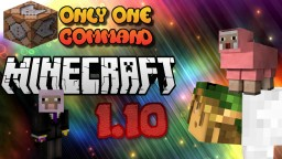 Become A Sheep | Only One Command [1.10] Minecraft Project