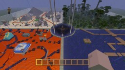 Minecraft PS3 - Hunger Games Map Download v1.5 Minecraft