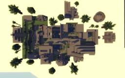 CS de_aztec Re-Creation Minecraft Map & Project