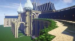 Eremon E Dei - A sandstone palace Minecraft Map & Project