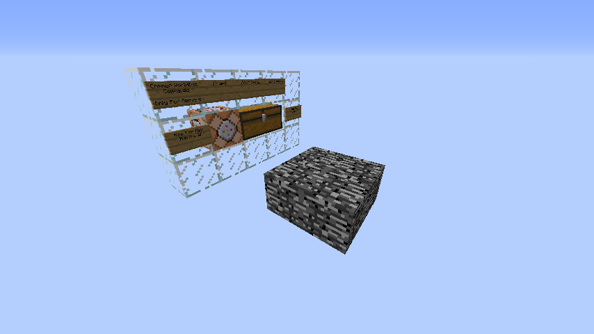 Clear World For Map Makers Minecraft Project