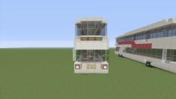 Modern Double decker bus Minecraft Map & Project