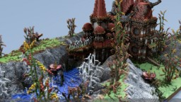 Etryum Minecraft Map & Project