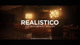 Realistico Lite: the new default realism Minecraft Texture Pack