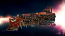 Imperial Battleship Minecraft