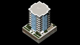 Riverview Condos Minecraft Map & Project