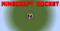 Minecraft Working Rocket Minecraft Project