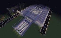 (Unnamed) International Airport Minecraft