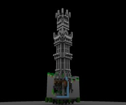 Tower of doom - Ortanc inspired tower Minecraft Project