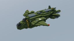 (Halo Wars 2) Condor D81-Long Range Transport Minecraft Map & Project