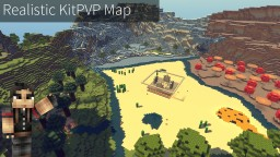 Realistic KitPVP Map Minecraft Map & Project