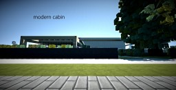 αspirε ≡ modern cabin ≡ dryoid Minecraft Map & Project