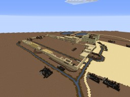 The Alamo (1836) Minecraft Project