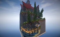 [Old Build] Small Medieval Plot Minecraft Map & Project