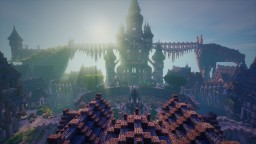 Lanthyra - City of the Gray King Minecraft Map & Project