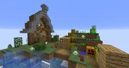 Inland Farm Minecraft Map & Project