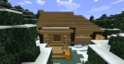 Winter Cabin [Download] Minecraft Project