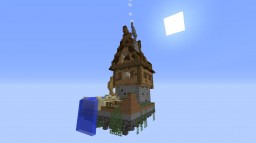 Chuck Challenge Contest Entry WaterMill Building Minecraft Project