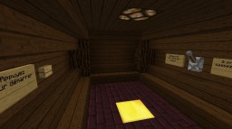 The secret map Minecraft Map & Project
