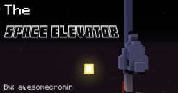 The Space Elevator - Chunk Challenge Minecraft Map & Project