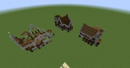 Build World - A place where I test out new techniques Minecraft Map & Project