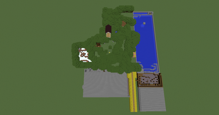 Five nights at freddys world roleplay map minecraft project overhead map gumiabroncs Choice Image