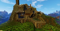 The Emperors Castle Minecraft Map & Project