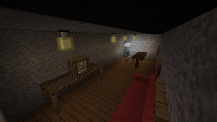 Citizen House LivingroomDiningroom