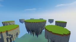Skywars islands (Schematic) Minecraft
