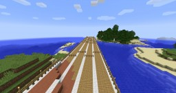 Epic Horse Derby Minecraft Map & Project