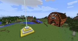 Survival Frontier (A Minecrafter's Challenge) Minecraft Map & Project