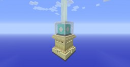 The Beacon of Liberty Chunk Challenge : Solo Build Contest