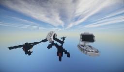 DJI Inspire 1 Pro - Remake Minecraft Map & Project
