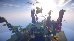 Amplified Parkour Map Minecraft