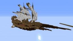 Aircraft From Sercdor Minecraft